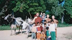 原始佛教會 - 緬甸慈善&供僧