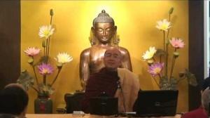 隨佛尊者開示 : 原始佛教的禪法與生活的統貫 (八)